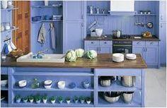 Estos bellos modelos de cocinas azulejadas son diseños espectaulares que puedes utilizar para poder diseñar tu propia espacio de cocina y darle a tu ambiente