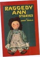 Raggedy Ann and Andy Soft Toy Rag Doll