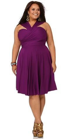 50 Top Plus Size Bridesmaid Dresses - Pink Lover Bridesmaid Dresses Plus Size, Plus Size Dresses, Plus Size Outfits, Bridesmaid Ideas, Bridesmaid Gowns, Bride Dresses, Wedding Dresses, Infinity Dress Styles, Casual Dresses
