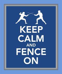 Fence On.