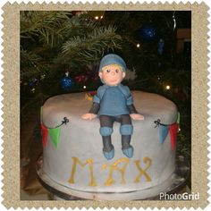 Rittertorte ♡ birthday cake for max the knight