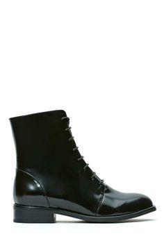 Jeffrey Campbell Devore Boot - Black