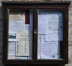 Coln Rogers -235 Noticeboard http://www.bwthornton.co.uk/visiting-stratford-upon-avon.php