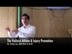 The Violinist Athlete & Injury Prevention (Part 2 of 2)  #FreeSheetMusic, #FreeViolinMusic, #ViolinMusic
