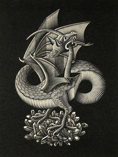 Por Maurits Cornelis Escher