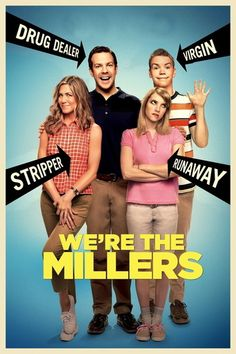 We're the Millers (2013) - 7/10