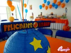 Resultado de imagen para fiesta tematica dragon ball #decoraciontematica