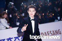 [UHD포토] 최우식 멋짐 폭발 (2016 청룡영화제) #topstarnews