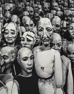 "joeinct:  ""Marionettes, Milan, Photo by Linda Butler  """