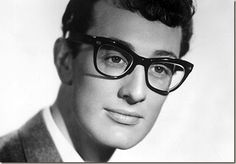 September 7, 1936 - Buddy Holly (Charles Hardin Holley) was born in Lubbock, Texas.