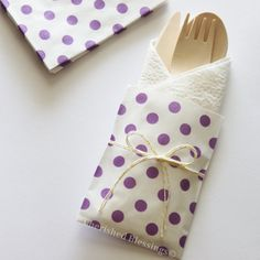 25 Purple Paper Straws Striped Lavender by CherishedBlessings, $3.99