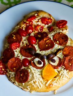 Angry Birds Mini Pizzas : Recipe for Kids