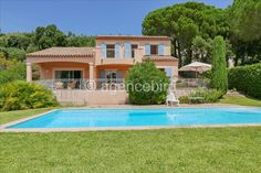 Villa for sale SAINTE MAXIME Two Bedroom, Master Bedroom, Guest Toilet, Double Garage, French Riviera, Ground Floor, Terrace, Villa, Mansions