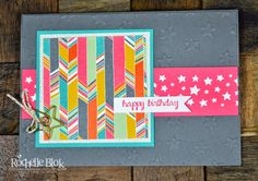The Stamping Blok: Mystery Box Part 1 By Rochelle Blok #conffeticelebrationdsp #stampinup #rochelleblok