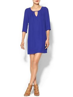 Everly Clothing Singah Shift Dress   Piperlime