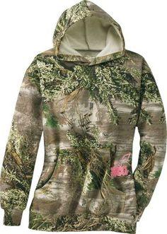 Realtree Girl® Camo Hoodie Sweatshirt