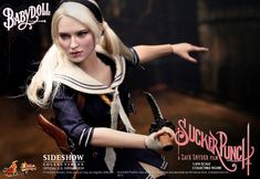 Babydoll Sixth Scale Figure - Hot Toys - SideshowCollectibles.com