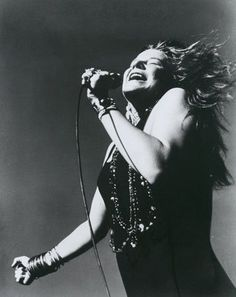 Janis Joplin ~ Freedom's just another word for nothin' left to lose