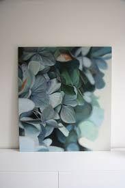 Leanne Thomas - hydrangea blue