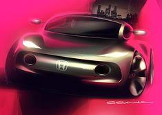 Honda Pink!