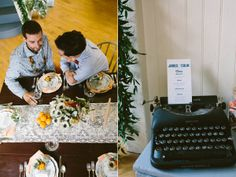 Emily Elizabeth Events + A Love Supreme Photography + Pretty Flowers + Joseph's + Parrott Design Studio + Blessings