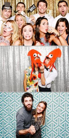 We offer an open-style concept, rustic photo booth that provides prints and good times on the spot. Events can customize their prints with a logo...