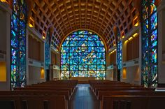 Stauffer Chapel, Pepperdine University