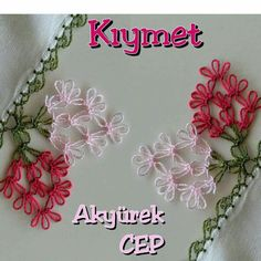 This post was discovered by Ilkay. Discover (and save!) your own Posts on Unirazi. Crochet Borders, Needle Lace, Tatting, Needlework, Decoupage, Diy And Crafts, Embroidery, Quilts, Point Lace