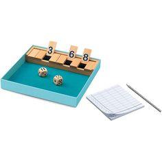 Djeco - Shut the Box - gezelschapsspel 6-99jr  #toys  #djeco #sinterklaas #littlethingz
