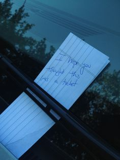 I'm going to do this the next time a douche that parked poorly causes me to be late.