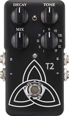 TC Electronic T2 Custom Version of Hall of Fame Reverb Pedal