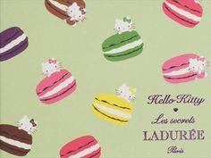 Hello Kitty Macaroons