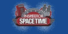 Inspector Spacetime. (Community spoof of Doctor Who)