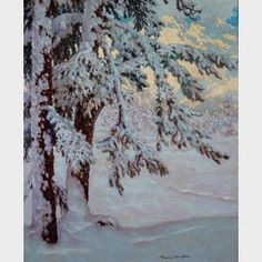 Franz Hans Johnston - artwork prices, pictures and values. Art market estimated value about Franz Hans Johnston works of art. Canadian Painters, Canadian Artists, Frank Johnson, Tom Thomson Paintings, Aesthetic Objects, Emily Carr, Group Of Seven, Painting Snow, Winter Art
