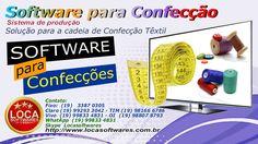 Software para confecções Software de confecção