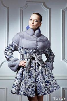 Зимнее пальто ESCADA