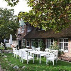 Kaffe og kage og... #danmark #fanø #ro #sjælsføde #stilhed #visitfanoe #efterår #vadehavet #dige