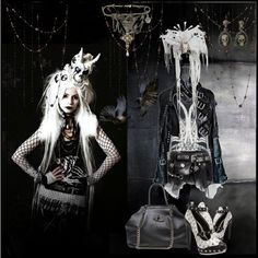 """""""gOth pUNk"""" by iggy-rouvinen on Polyvore"""