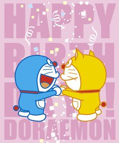 Doraemon Doraemon Cake, Doraemon Cartoon, Doraemon Wallpapers, Anime Fnaf, Turning Japanese, My Childhood, Chibi, Character Design, Happy Birthday