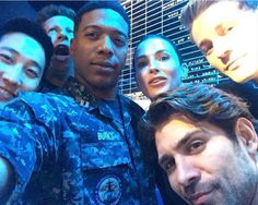 The Last Ship behind the scenes
