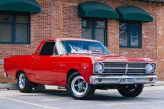 1966 Ford Ranchero for sale #1865523 - Hemmings Motor News