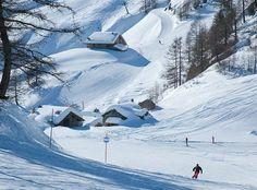 Courmayeur, Mont Blanc, Italy