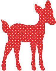 Image result for applique stag patterns