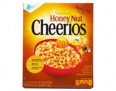 Shop Sam's Club for big savings on cereal and breakfast foods. Let us help you start your day off right, for less. Cheerios Cereal, Honey Nut Cheerios, Gourmet Recipes, Healthy Recipes, Healthy Cereal, Breakfast Cereal, Lower Cholesterol, Cherry Tomatoes, Food Print
