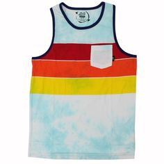 "Beachy; Tank; Colors; SImple; Pocket ""Lost - Angus Mens Tank Top""  ♥♥♥♥♥"