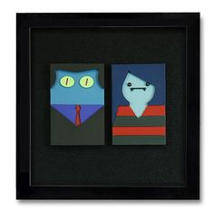 Adventure Time 3D Wood FanArt 2-piece by TheCreativeCrowStore