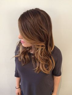 James Joseph Salon - Boston, MA, United States. Combination of partial foil, balayage and cut by Tobey @tobeyvohair