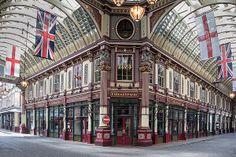 Leadenhall Market ©Nigel Jones