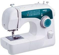 Brother Sew Advance Sew Affordable Free-Arm Sewing Machine - - Easy-to-use sewing machine with 25 built-in stitches. Perfect for everyday sewing The Brother is perfect even fo Sewing Machines Best, Brother Sewing Machines, Sewing Machine Reviews, Sewing Hacks, Sewing Crafts, Sewing Projects, Sewing Ideas, Sewing Patterns, Sewing Tips