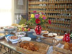 Breakfast at Villa Augustus Dordrecht Restaurant